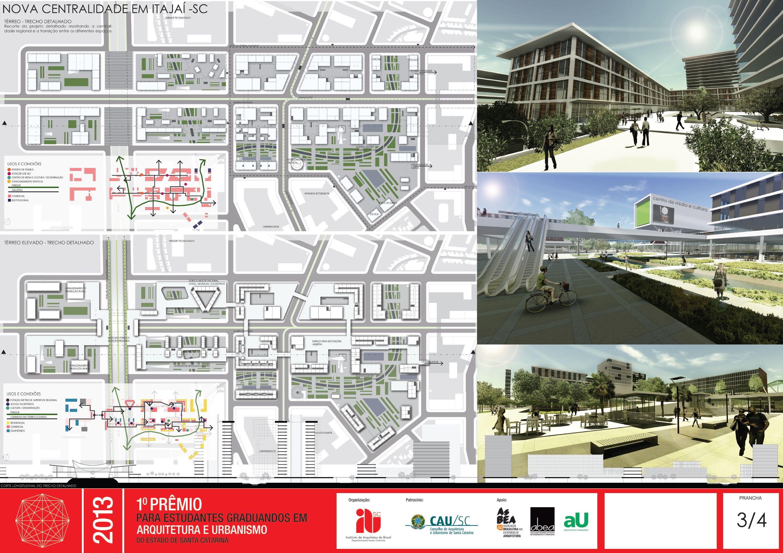 Well-known Prêmio para Estudantes Graduandos em Arquitetura e Urbanismo de  YD51