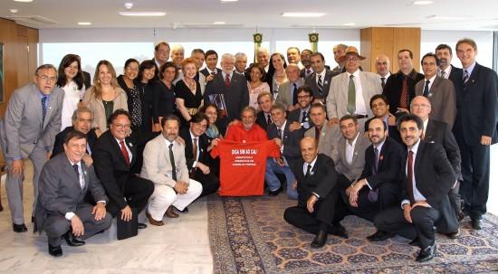 Lei do CAU é sancionada pelo Presidente Lula
