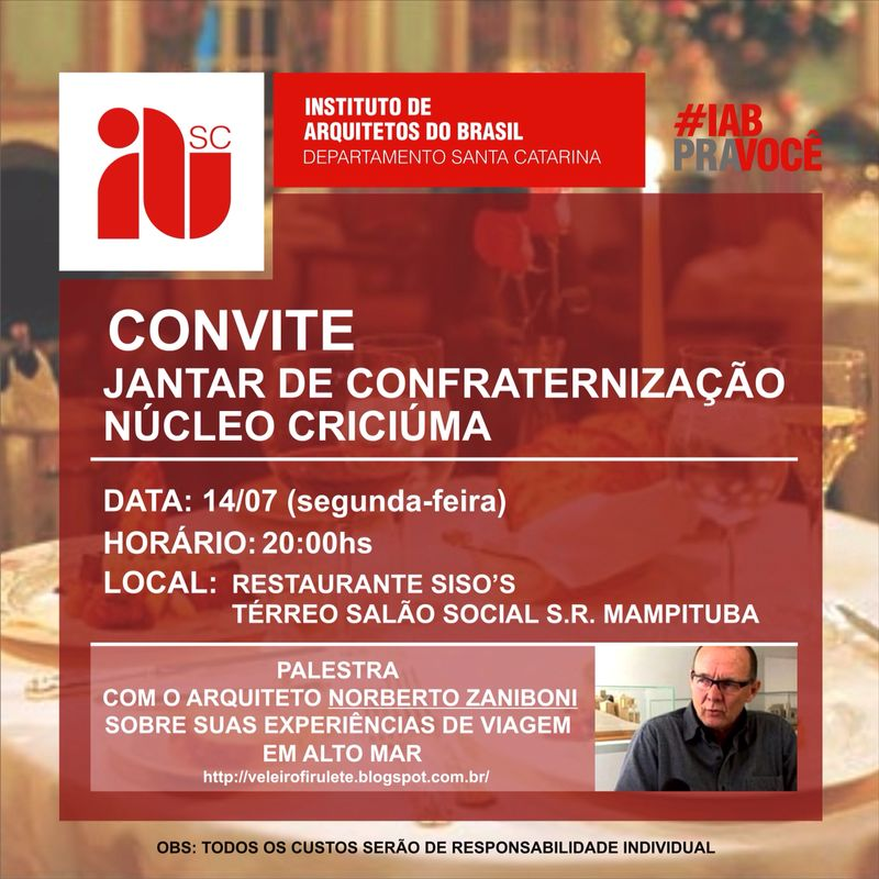 Convite Jantar 14-07