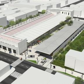2ª Menção Honrosa Concurso Público de Arquitetura de Adequação e Requalificação do Mercado Público de Lages