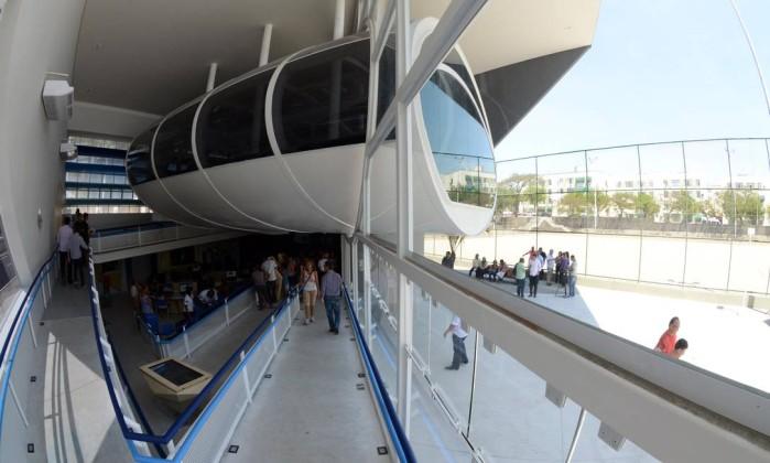 Projeto de catarinense voltado à inserção digital é eleito o melhor na categoria edifícios públicos pelo Architizer A + Awards