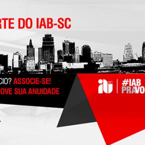 FAÇA PARTE DO IAB-SC