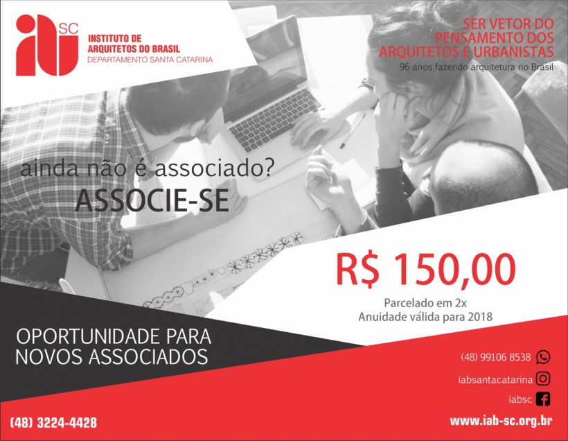 IAB SC - Promocao Anuidade 2017