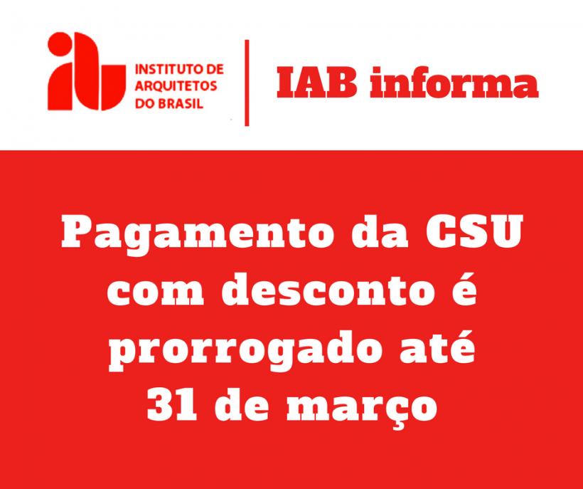 IAB informa