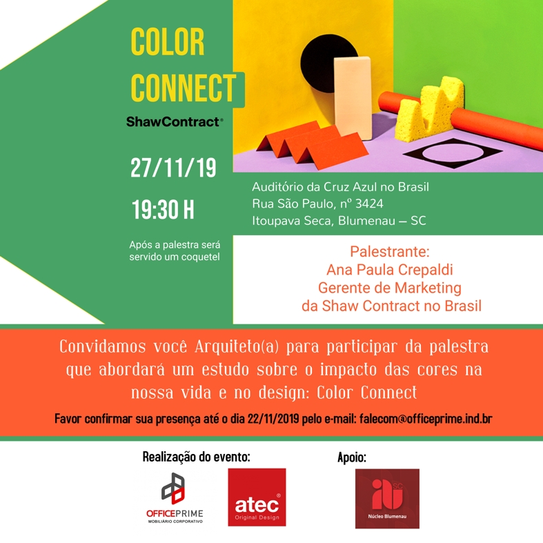 Color Connect IAB - Instagram - site