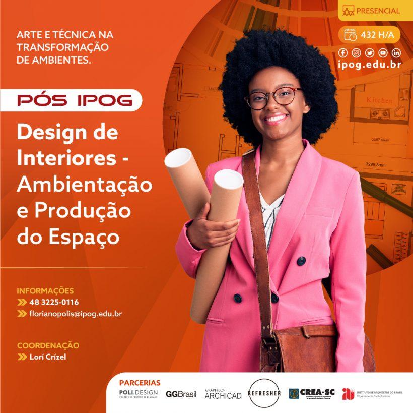 Feed - Design de Interiores - Ambientação e Produção de Espaço - Florianópolis